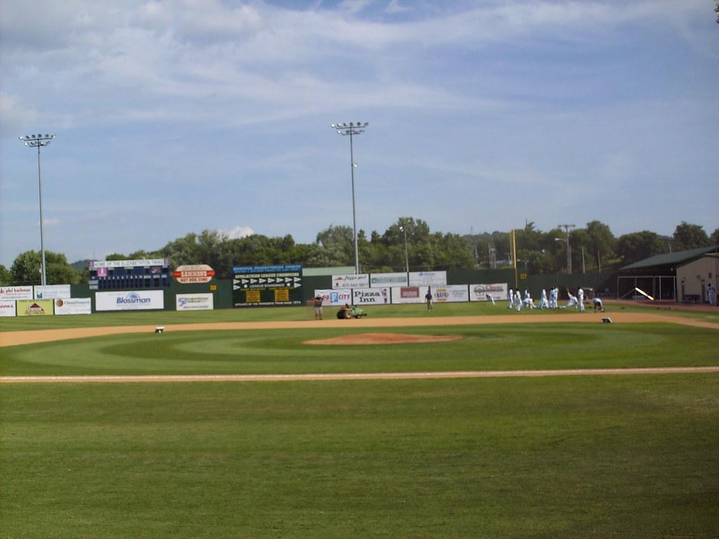 joe o u0027brien field in the ballparks