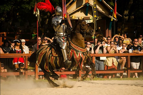 Joust to the Death
