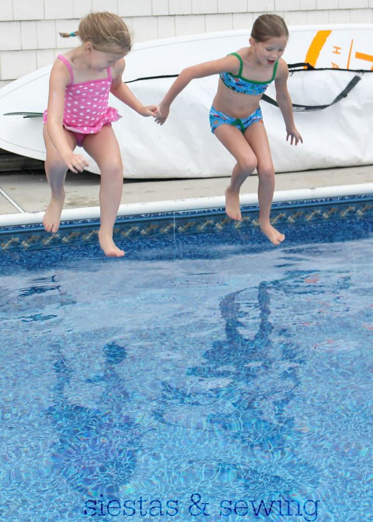 pool jumping 2014