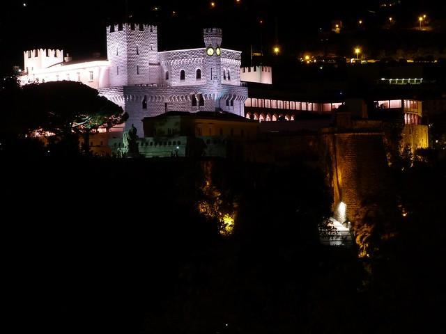 Palacio principesco de Mónaco, el castillo de los Grimaldi