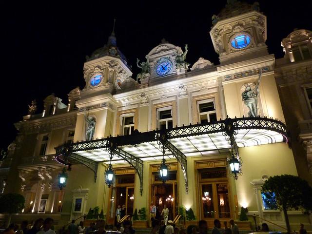 Casino de Montecarlo (Principado de Mónaco)