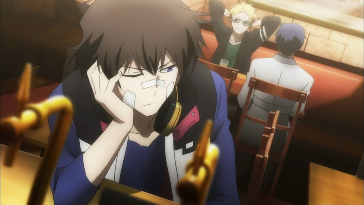 Re Hamatora episode 6 - image 06