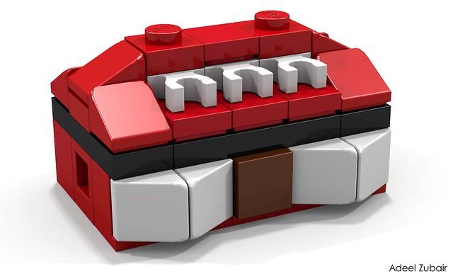 LEGO Mini Ole Kirk's House