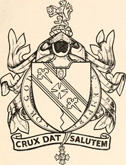 "Image from page 204 of ""Armorial families : a directory of gentlemen of coat-armour"" (1905)"