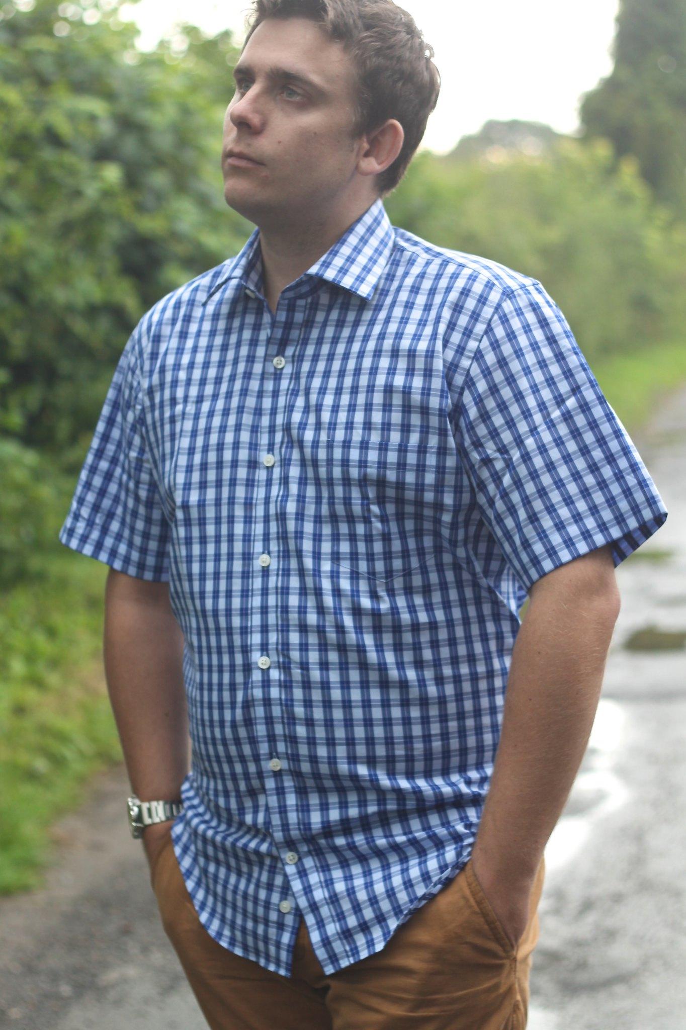 Menswear - Hawes & Curtis shirt