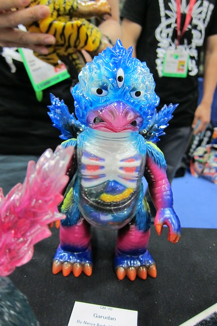 Gargamel at SDCC 2014