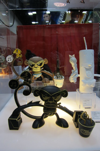 Munky King at SDCC 2014