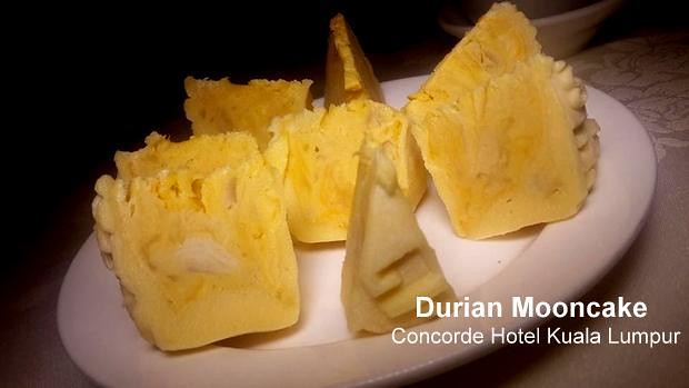 Mooncake  Concorde  Hotel Kuala Lumpur 3