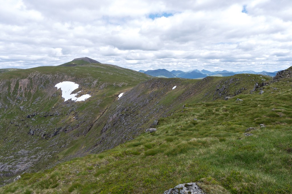 Above Coire Laoghan