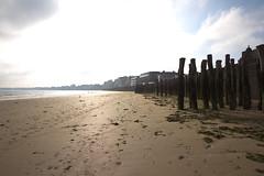 St. Malo beach