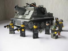 Sturmtiger Battle of the Bulge