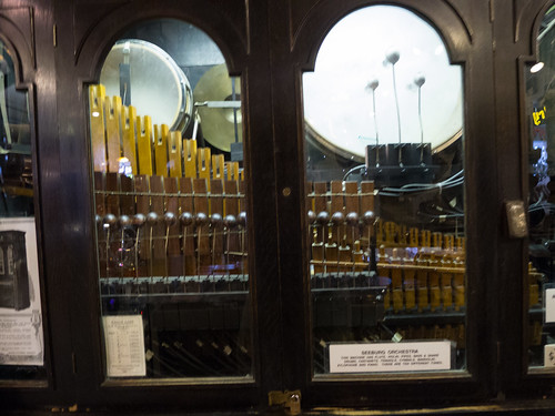 Solo Orchestrion at Marsh's Museum