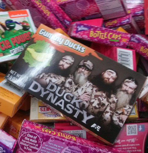 Duck Dynasty gummi candy? Really????