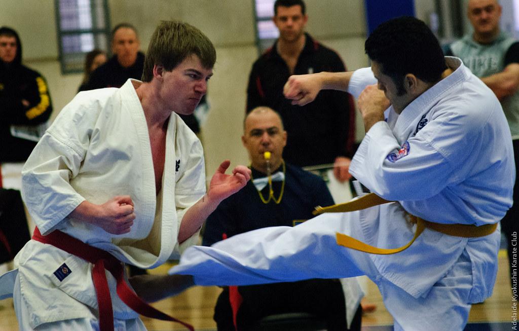 Australian Kyokushin Tournament 2014-19
