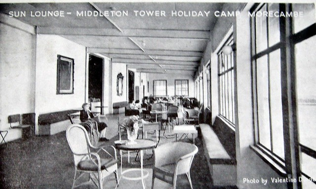 Flickriver Holiday Camp Uk Middleton Tower Pontins Pool