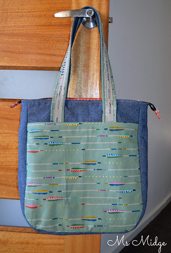 Cotton + Steel Supertote