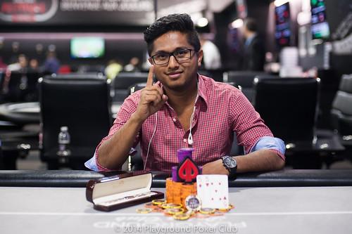 Event 5 Champion: Asm Nazmul Huda