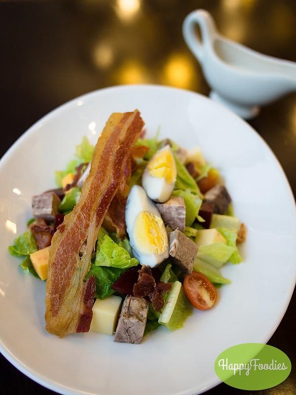 The Terraz Chef Salad (Php 295)