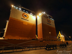 Dockwise Vanguard is in Rotterdam!