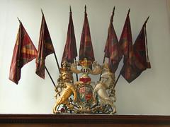 Hanover royal arms
