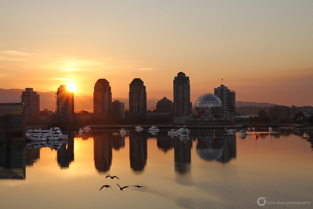 False Creek Sunrise