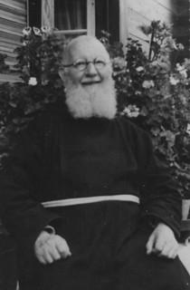 Pater Adelgott Zarn, OFMCap.