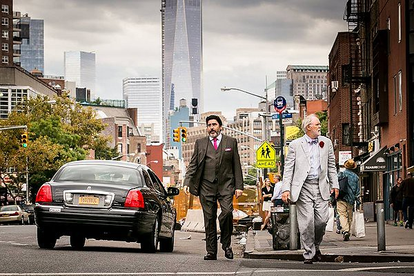 Alfred Molina and John Lithgow are victims of homophobic circumstance in LOVE IS STRANGE.