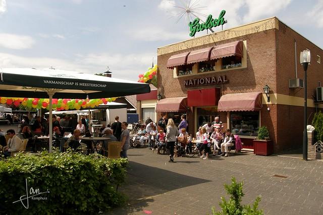 Glanerbrug (2010) - Braderie Kerkstraat