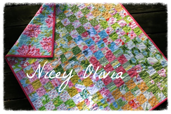 Nicey Olivia Quilt