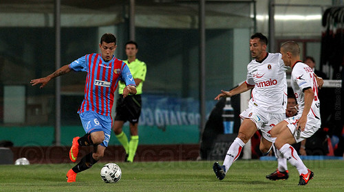 Pro Vercelli-Catania: presentazione del match$