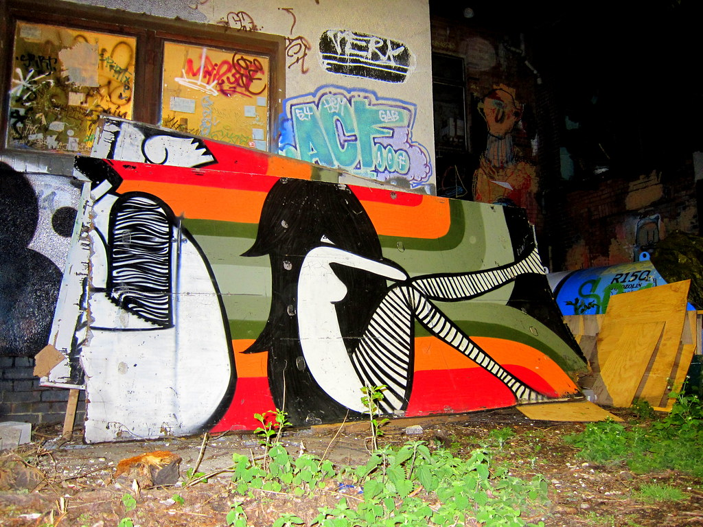 streetart | nineta | berlin . urbanspree