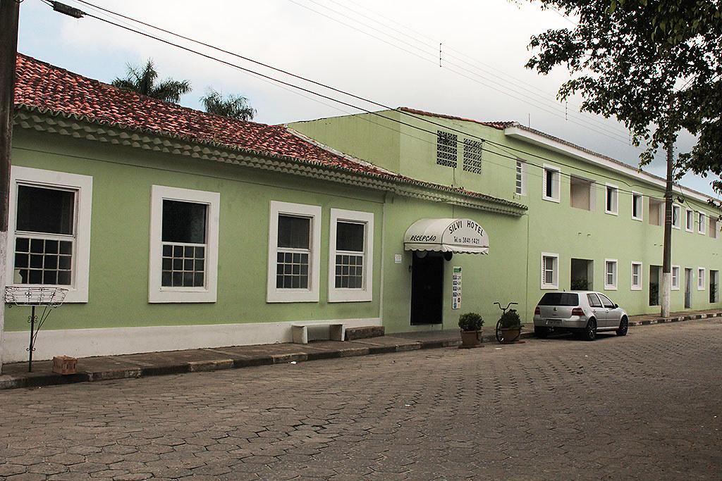 IGUAPE = Silvi Hotel