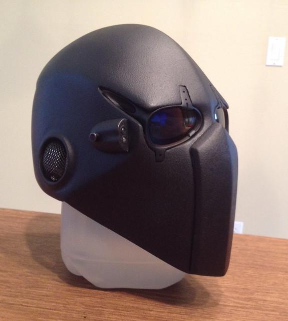Bounty hunter helmet project      complete!