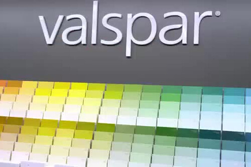 An opportunity exists for a senior account manager at Valspar
