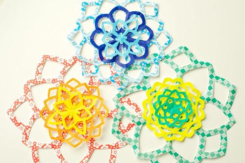 kirigami-gift-bows