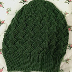 Another Green Hat Completed