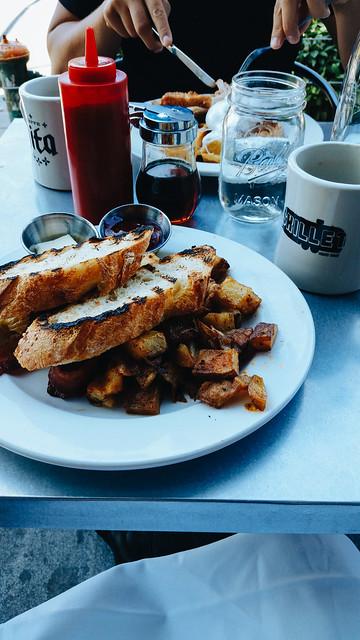 Skillet Diner, Take 1