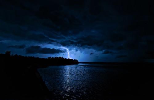 lighting travel summer sky usa night clouds america florida flash everglades freehand viaggio riccardo 2014 mantero afsnikkor1635mmf4gedvr potd:country=it
