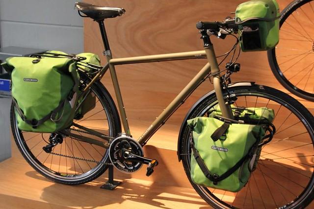 MTB Cycletech Touring Eurobike 2014