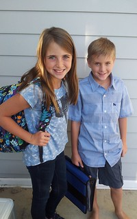 First Day of School 2014