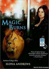 Magic Burns - $4.99 Tantor Labor Day Sale