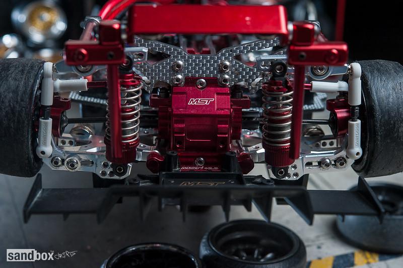 MST FXX-D VIP RWD Chassis Setup on Aphalt Rebuild RC Drift 14987635156_3395bffde6_c