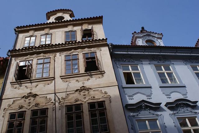 Hotel à Prague : Pourquoi pas dans une ruelle de Mala Strana ?