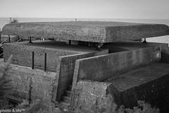 Batterie allemande Longue-sur-Mer