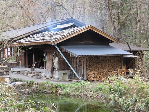 Kamonji-Goya mountain hut