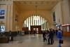 Grande salle de la gare