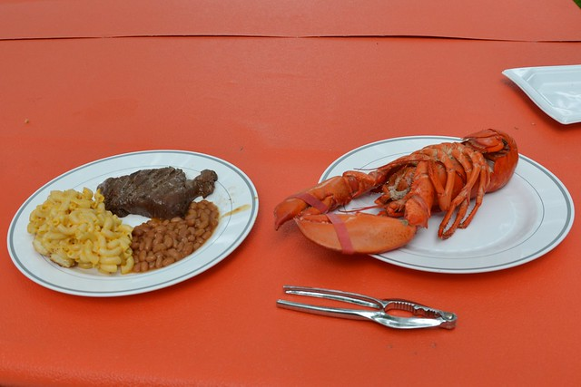 Steak And Lobster Dinner | Flickr - Photo Sharing!
