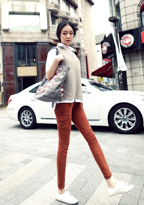 Mix đồ thời trang Thu Đông 2014 CỰC ấn tượng 13