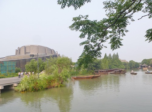 Zhejiang-Wuzhen -Théâtre(5)