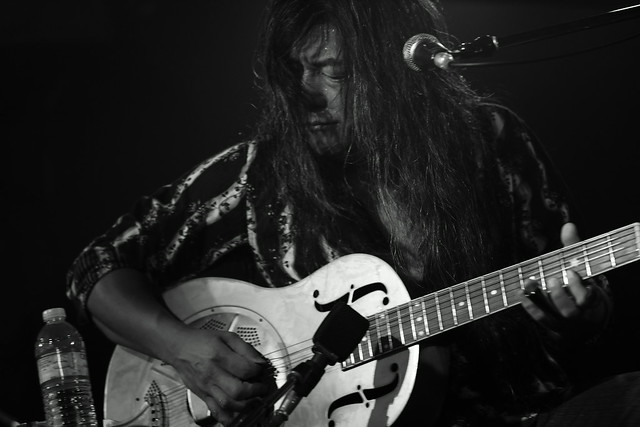 100 FEET live at Outbreak, Tokyo, 27 Aug 2014. 037